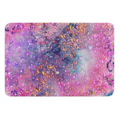 Pink Universe by Marianna Tankelevich Bath Mat