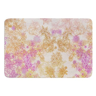 Retro Summer by Marianna Tankelevich Bath Mat