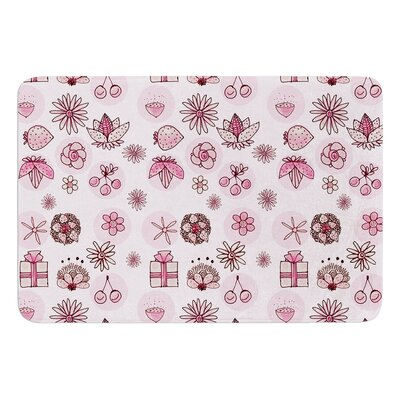 Cute Stuff by Marianna Tankelevich Bath Mat