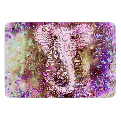 Dust Magic by Marianna Tankelevich Bath Mat