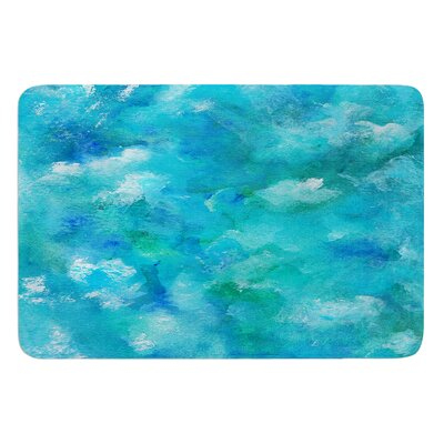 Ocean Waters by Rosie Brown Bath Mat
