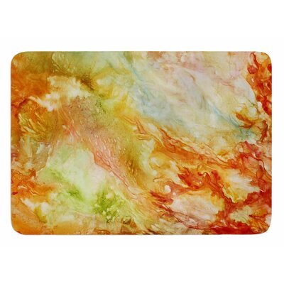 Autumn Breeze by Rosie Brown Bath Mat