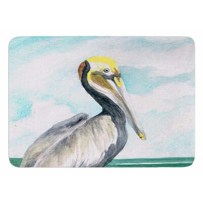 Pelican by Rosie Brown Bath Mat