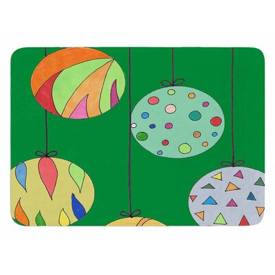 Trim The Tree by Rosie Brown Bath Mat