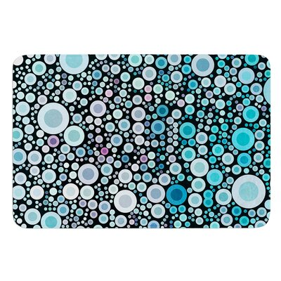 Aquatic by Sylvia Cook Bath Mat