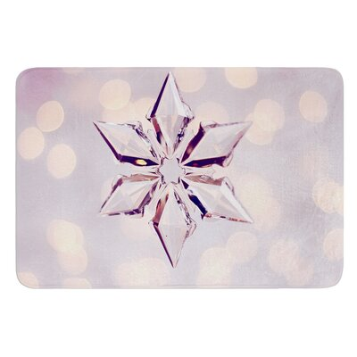 Starbright by Sylvia Cook Bath Mat