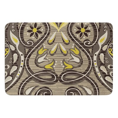 Vintage Damask by Suzie Tremel Bath Mat