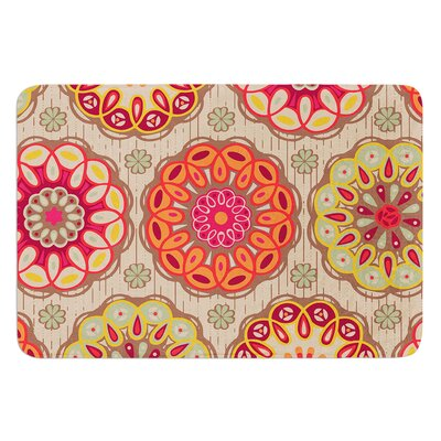 Festival Folklore by Suzie Tremel Bath Mat
