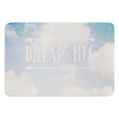 Dream Big by Susannah Tucker Bath Mat
