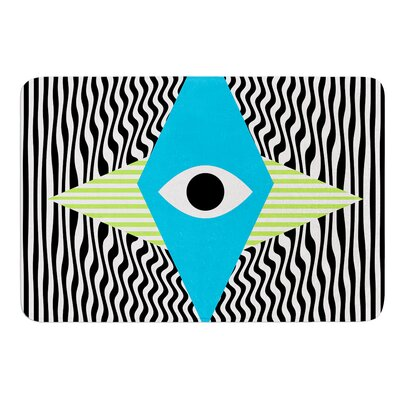 Eye Optical by Vasare Nar Bath Mat