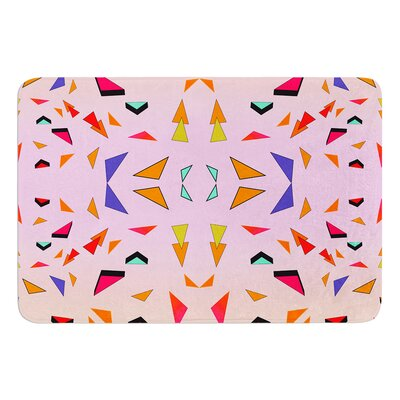 Candy Land Tropical by Vasare Nar Bath Mat