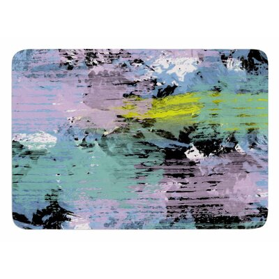 Watercolor Texture by Vasare Nar Bath Mat