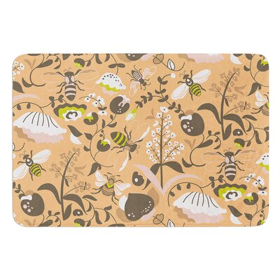 Hope for the Flowers I by Very Sarie Bath Mat