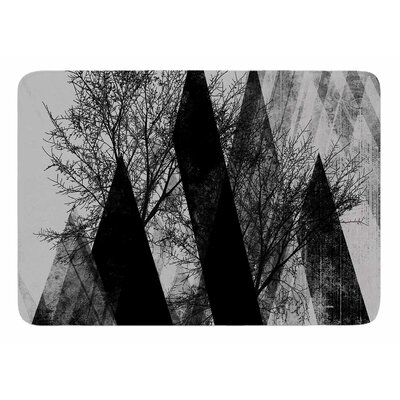 Trees V2 by Pia Schneider Bath Mat