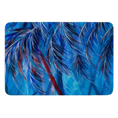Tropical by Rosie Brown Bath Mat