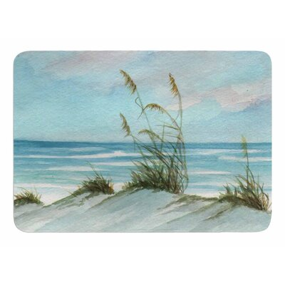 Sea Oats by Rosie Brown Bath Mat
