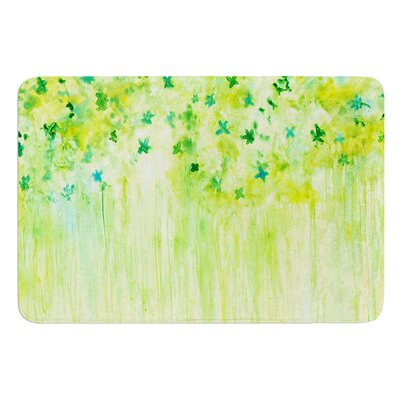 April Showers by Rosie Brown Bath Mat