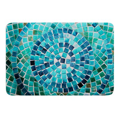Circular by Sylvia Cook Bath Mat