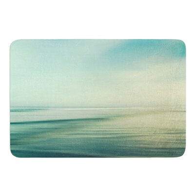 Beach by Sylvia Cook Bath Mat