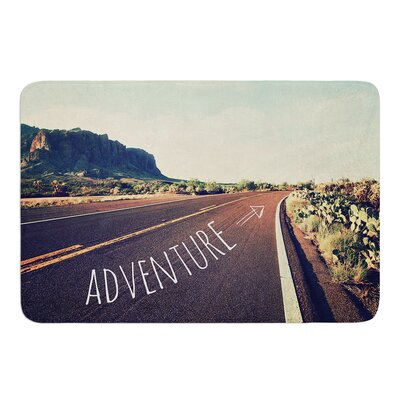 Adventure by Sylvia Cook Bath Mat