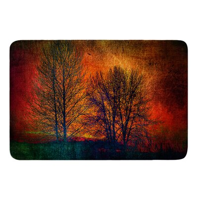 Silhouettes by Sylvia Cook Bath Mat