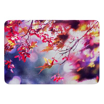 Autumn by Sylvia Cook Bath Mat