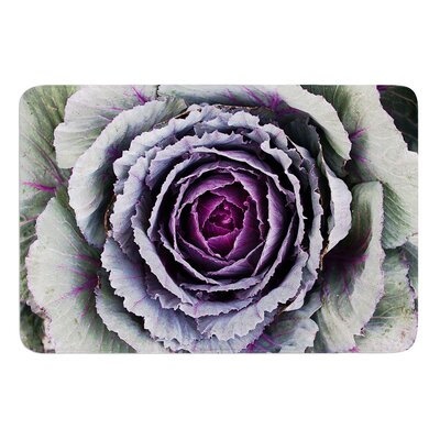 Flower Love by Susan Sanders Bath Mat