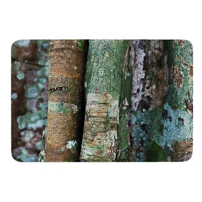 Into the Woods by Susan Sanders Bath Mat