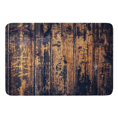 Barn Floor by Susan Sanders Bath Mat