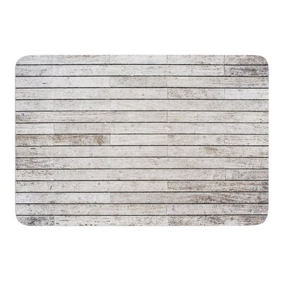 Wooden Walk by Susan Sanders Bath Mat
