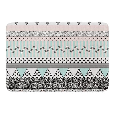 Chevron Motif by Vasare Nar Bath Mat