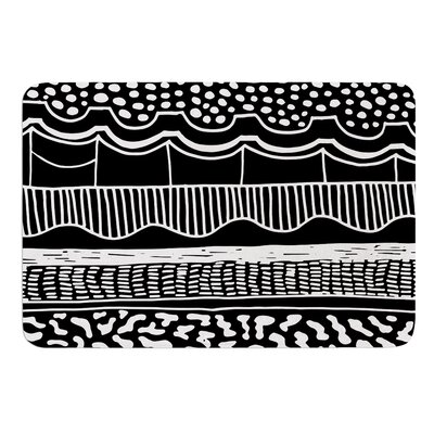 Abiodun Tribal by Vasare Nar Bath Mat