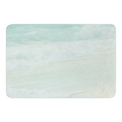 Paradise Beach by Monika Strigel Bath Mat