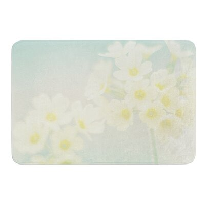 Happy Spring by Monika Strigel Bath Mat