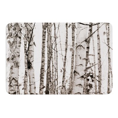 Birchwood by Monika Strigel Bath Mat