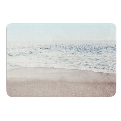 The Sea by Monika Strigel Bath Mat