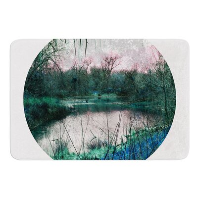 Swamp by Micah Sager Bath Mat