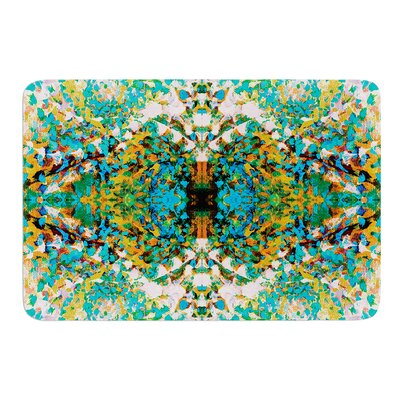Summer Breeze by Nikposium Bath Mat
