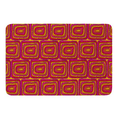 Bright Squares by Nandita Singh Bath Mat