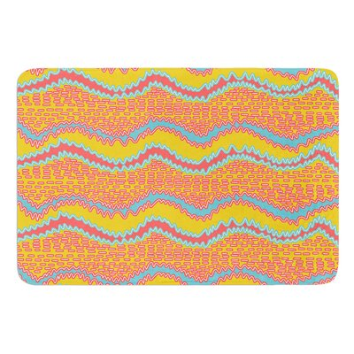 Waves by Nandita Singh Bath Mat
