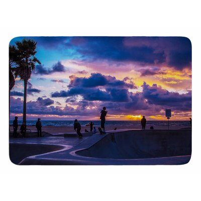 Dogtown by Juan Paolo Bath Mat