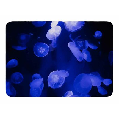 Jellyfish Bath Mat