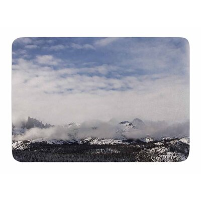 Top Of The Summit Bath Mat