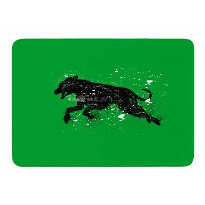 Dog by BarmalisiRTB Bath Mat