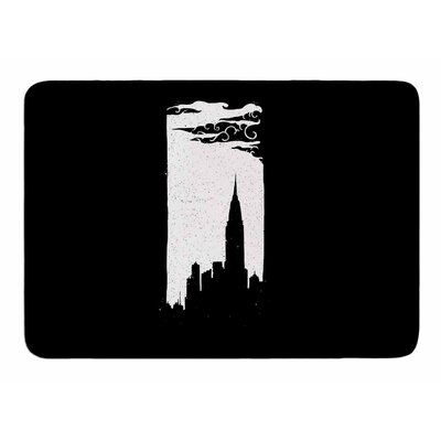 Chrysler Building by BarmalisiRTB Bath Mat