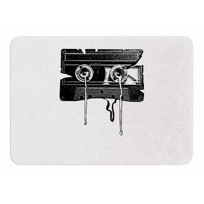 Cassette Memories by BarmalisiRTB Bath Mat