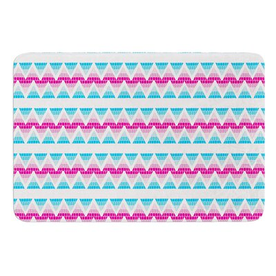 Swimming Pool Tiles by Apple Kaur Designs Bath Mat