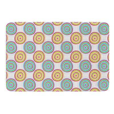 Bombay Dreams by Apple Kaur Designs Bath Mat