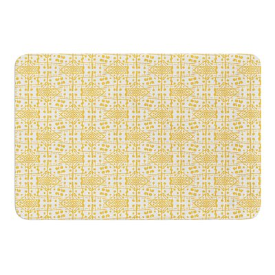 Diamonds by Apple Kaur Designs Bath Mat