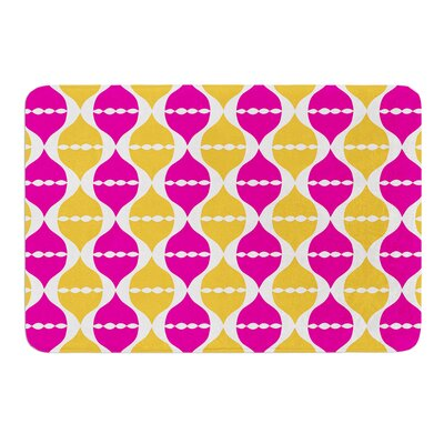 Moroccan Dreams by Apple Kaur Designs Bath Mat